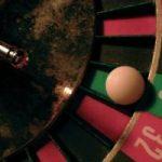 Roulettehjul og ball